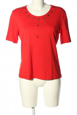Betty Barclay T-Shirt rot Casual-Look