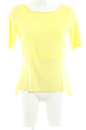 Betty Barclay T-Shirt blassgelb Casual-Look