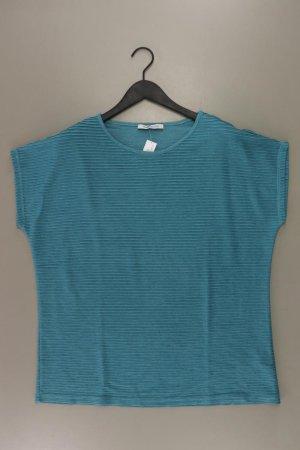 Betty Barclay T-Shirt Größe 48 Kurzarm türkis aus Polyester