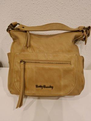 Betty Barclay Bolso beige Cuero