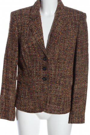 Betty Barclay Tweed blazer gestippeld casual uitstraling