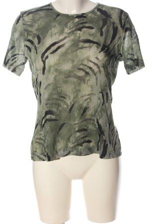 Betty Barclay U-Boot-Shirt abstraktes Muster Casual-Look