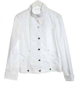 Betty Barclay Kurtka przejściowa biały W stylu casual