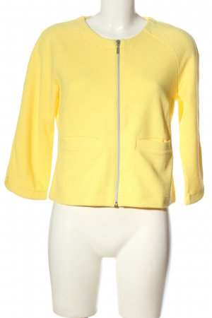 Betty Barclay Kurtka przejściowa bladożółty W stylu casual