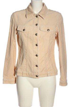 Betty Barclay Veste en jean crème style décontracté
