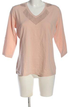 Betty Barclay V-Ausschnitt-Shirt nude Casual-Look