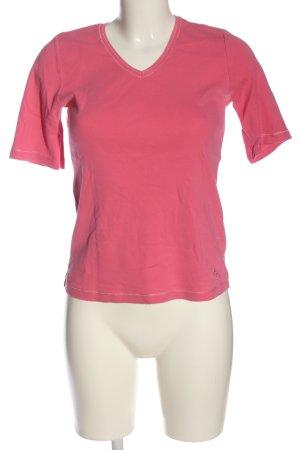 Betty Barclay V-Ausschnitt-Shirt pink Casual-Look