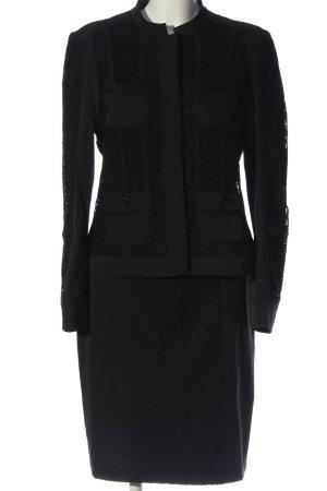 Betty Barclay Kostüm schwarz Business-Look