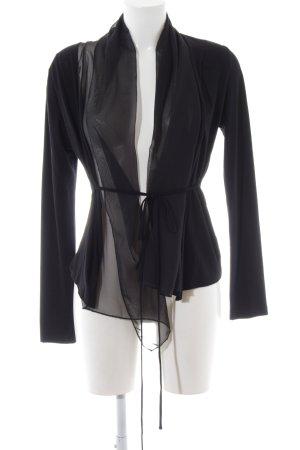 Betty Barclay Maglietta aderente nero elegante