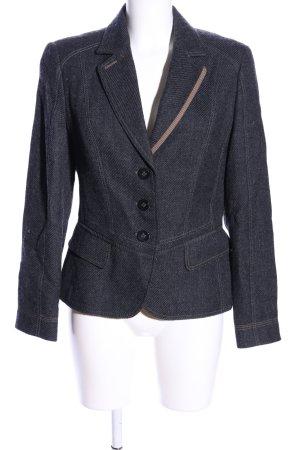 Betty Barclay Blazer in lana grigio chiaro stile professionale