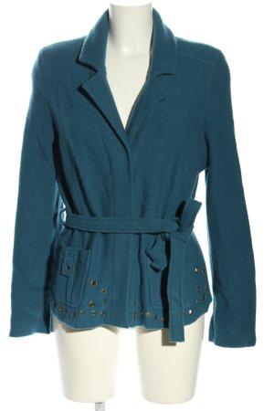 Betty Barclay Woll-Blazer blau Business-Look