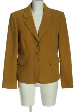 Betty Barclay Wollen blazer licht Oranje kleurverloop casual uitstraling