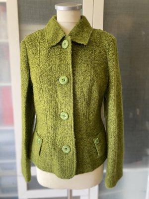 Betty Barclay Blazer in lana verde prato