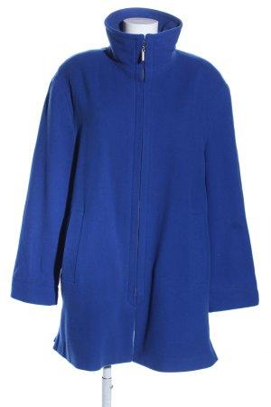Betty Barclay Veste en laine bleu style décontracté