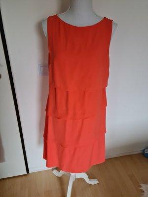 Betty Barclay Robe à manches courtes orange
