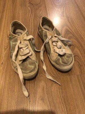 Betty Barcley Schuhe 38 creme weiss