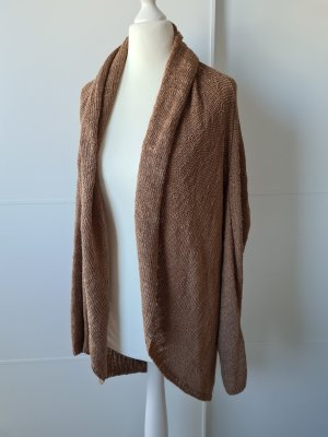 Betty Barclay Cardigan en crochet marron clair-cognac