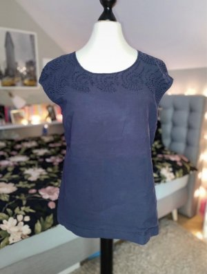 Betty Barclay Blouse topje donkerblauw