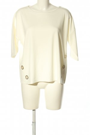 Betty Beclay Sweatshirt creme Business-Look