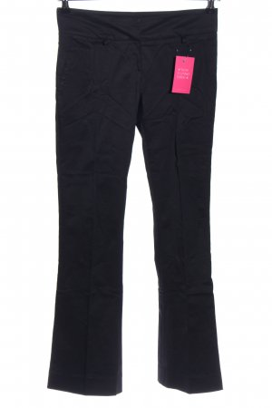 Betty Blue Stretch broek zwart casual uitstraling