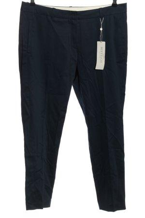 Betty & Co Spodnie garniturowe czarny W stylu casual