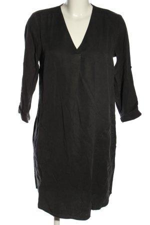 Betty & Co Blusenkleid schwarz Casual-Look
