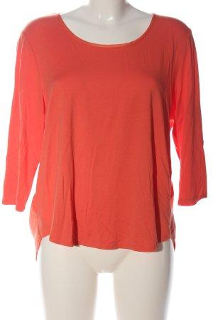 Betty & Co Blouse Shirt light orange casual look