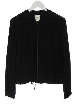 Betty & Co Bomber Jacket black casual look