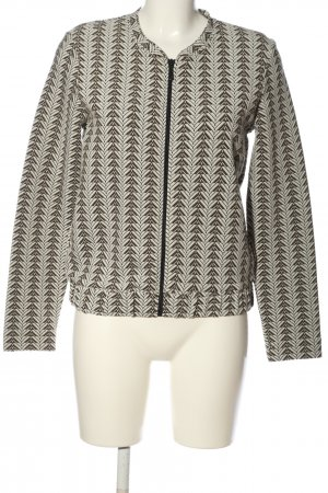 Betty & Co Bomber Jacket abstract pattern casual look