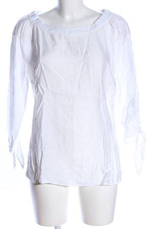 Betty & Co Blusa alla Carmen bianco stile casual
