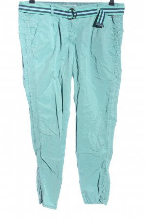 Betty & Co Chinohose türkis Casual-Look