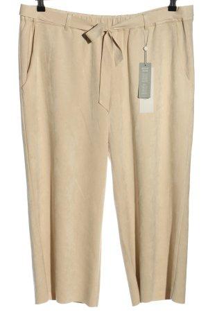 Betty & Co Pantalone culotte bianco sporco stile casual