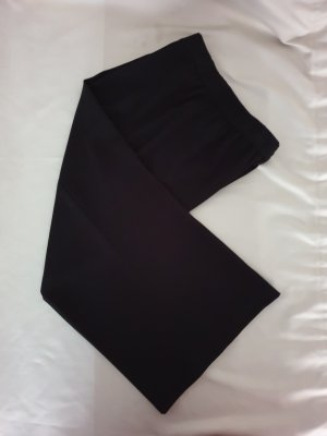 Betty & Co Pantalone culotte bianco-nero