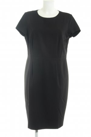 Betty & Co Etuikleid schwarz schlichter Stil