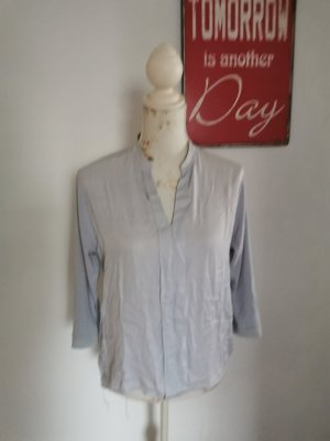 Betty & Co Grey Damen Blusenshirt Shirtbluse Größe 38