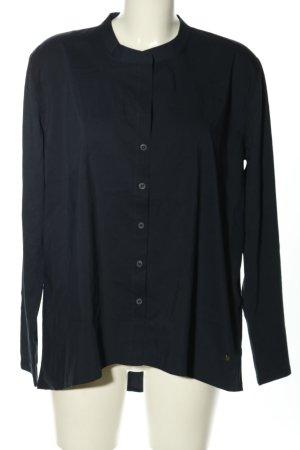 Betty & Co Hemd-Bluse schwarz Casual-Look