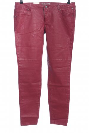 Betty & Co Hüfthose rot Casual-Look