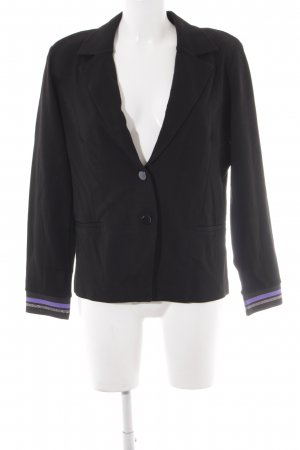 Betty & Co Jerseyblazer schwarz Casual-Look