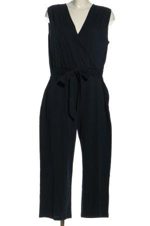 Betty & Co Kombinezon czarny W stylu casual
