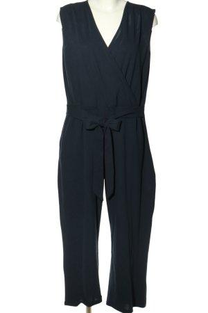 Betty & Co Jumpsuit blau Business-Look