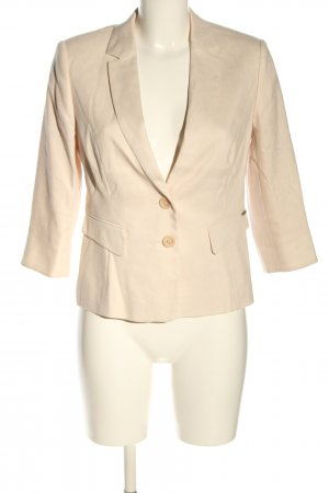 Betty & Co Short Blazer natural white business style