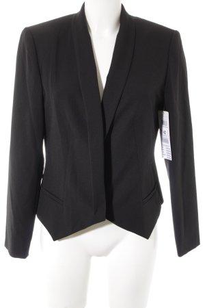 Betty & Co Kurz-Blazer schwarz Business-Look