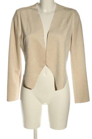 Betty & Co Krótka kurtka kremowy W stylu casual