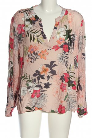 Betty & Co Long Sleeve Blouse allover print casual look