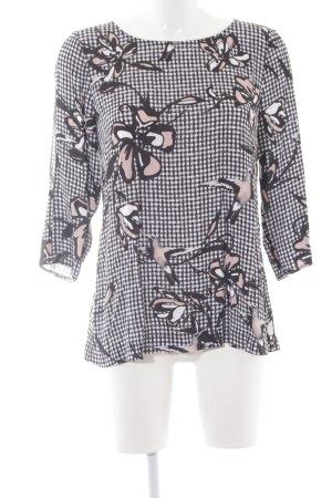 Betty & Co Langarm-Bluse mehrfarbig Casual-Look