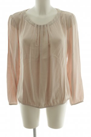 Betty & Co Langarm-Bluse rosé Business-Look