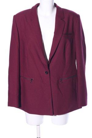 Betty & Co Long-Blazer lila Business-Look