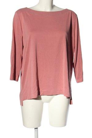 Betty & Co Longsleeve pink Casual-Look