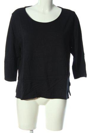 Betty & Co Longsleeve black casual look
