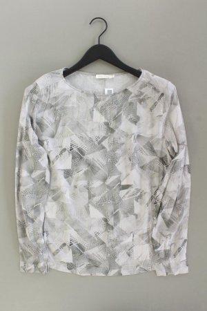 Betty & Co. Longsleeve-Shirt Größe 40 Langarm grau